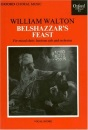 Belshazzar's Feast - For mixed choir, baritone solo and orchestra: Vocal Score