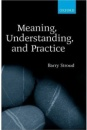 Meaning, Understanding, and Practice: Philosophical Essays - Barry Stroud