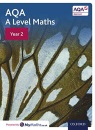 AQA A Level Maths: Year 2 Student Book