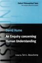 An Enquiry concerning Human Understanding (Oxford Philosophical Texts) - David Hume, Tom L. Beauchamp