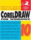 CorelDraw 10 for Windows (Visual QuickStart Guides)