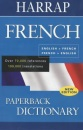 Harrap French Paperback Dictionary
