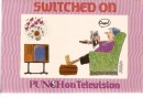 Switched on: Punch on Television (A Punch Book)