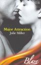 Major Attraction (Blaze Romance)