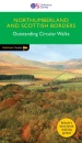 Northumberland and Scottish Borders Outstanding Circular Walks (Pathfinder Guides)