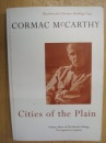 The Cities of the Plain (Border Trilogy)