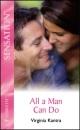 All a Man Can Do (Sensation)