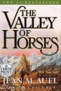 Large Print: Valley of Horses, the (Earth