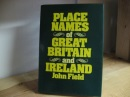 Place Names Of Great Britain And Ireland