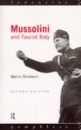 Mussolini and Fascist Italy (Lancaster Pamphlets)