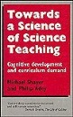 Towards a Science to Science Teaching