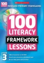 100 New Literacy Framework Lessons for Year 3 with CDRom (100 Literacy Framework Lessons)