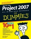 Microsoft Project 2007 All-in-one Desk Reference For Dummies