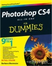 Photoshop CS4 All-in-one for Dummies (For Dummies (Computers))