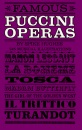 Famous Puccini Operas