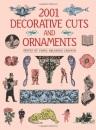2001 Decorative Cuts and Ornaments (Dover Clip Art)
