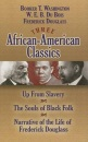 Three African-American Classics: Up from Slavery/The Souls of Black Folk/Narrative of the Life of Frederick Douglass