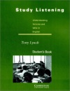 Study Listening Student's book: Understanding Lectures and Talks in English