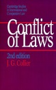Conflict of Laws (Cambridge Studies in International and Comparative Law)