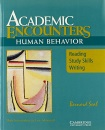 Academic Encounters: Human Behavior: Human Behaviour