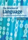 The Structure of Language: An Introduction to Grammatical Analysis - Emma L. Pavey
