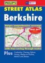 Philip's Street Atlas Berkshire: Pocket (Pocket Street Atlas)