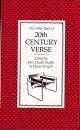 The Faber Book of Twentieth Century Verse