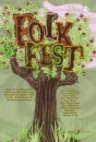 Folkfest: Over Forty Traditional and Contemporary Folk Songs (Chord Songbook)