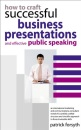 How to Craft Successful Business Presentations and Effective Public Speaking