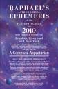 Raphael's Astronomical Ephemeris 2010: of the Planets' Places for 2010 (Raphael's Astronomical Ephemeris of the Planet's Places)