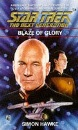 Star Trek - the Next Generation 34: Blaze of Glory (Star Trek the Next Generation)
