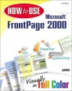 How to Use Microsoft FrontPage 2000