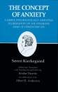 Kierkegaard's Writings, VIII: Concept of Anxiety: A Simple Psychologically Orienting Deliberation on the Dogmatic Issue of Hereditary Sin: Concept of Anxiety v. 8 - Soren Kierkegaard, Reidar Thomte
