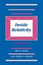 Inside Relativity - Delo E. Mook,Thomas Vargish
