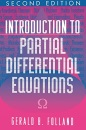 Introduction to Partial Differential Equations (Second Edition) (Mathematical Notes, 102) - Gerald B. Folland,G. B. Folland