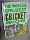 World's Greatest Cricket Matches, The