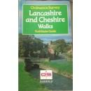 Lancashire and Cheshire Walks (Ordnance Survey Pathfinder Guides)