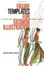 Figure Templates for Fashion Illustration
