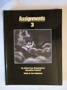 Assignments 3: The British Press Photographers' Association Yearbook