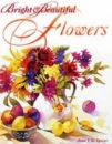 Bright and Beautiful Flowers in Watercolour