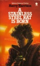 The Stainless Steel Rat is Born (Sphere science fiction)