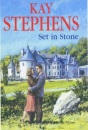 Set in Stone (Severn House Large Print)