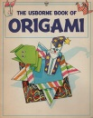 Usborne Book of Origami (How to Make)