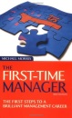 Bestsellers cluster sheet: First Time Manager: The First Steps to a Brilliant Management Career: 13