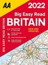AA Big Easy Read Britain 2022 Paperback (AA Road Atlas Britain)