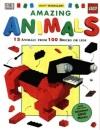 Lego Modellers: Animals (DK Lego)