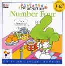 The Numberlies: Number Four