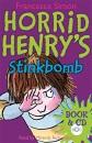 Horrid Henry's Stinkbomb (Book & CD)