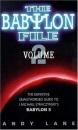 The Babylon File: The Definitive, Unauthorised Guide to J.Michael Straczynski's Babylon 5 v. 2