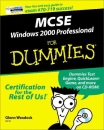 MCSE Windows 2000 Professional for Dummies